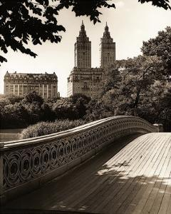 Central Park Bridges I by Christopher Bliss