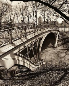 Central Park Bridges III by Christopher Bliss