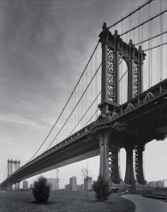 Manhattan Bridge by Christopher Bliss