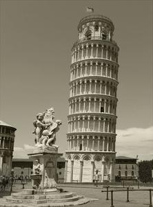 Pisa Tower by Christopher Bliss