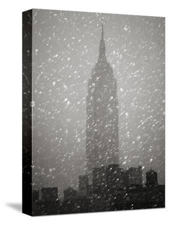 Snowfall in New York City