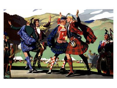 LMS Railway Highland Games