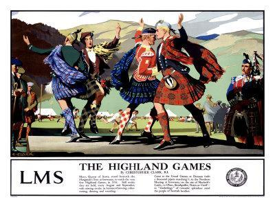 LMS, The Highland Games