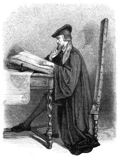 Christopher Columbus, Genoese Navigator and Explorer--Giclee Print