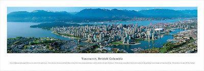 Vancouver, British Columbia-Christopher Gjevre-Art Print