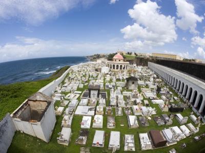 San Juan Cemetery, Old San Juan
