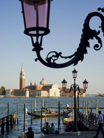 View to San Giorgio Maggiore