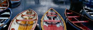 Handmade Skiffs, Wooden Boat Center, Seattle, WA by Christopher Jacobson