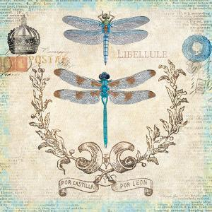 Victorian Dragonflies by Christopher James