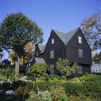 House of the Seven Gables, Massachusetts, USA