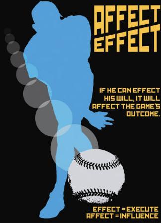 Grasping Grammar: Affect Effect