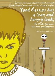 Julius Caesar: Lean and Hungry by Christopher Rice