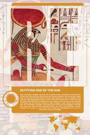 Re World Mythology Poster