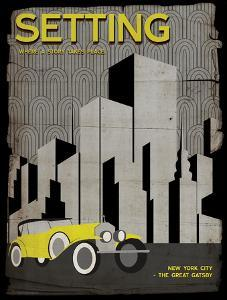 Setting (Great Gatsby) - Element of a Novel by Christopher Rice