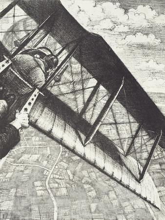 Banking at 4000 Feet, C. 1918