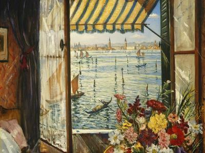 From a Venetian Window, 1934