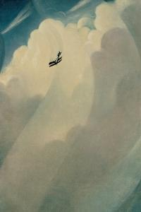 Spiral Descent by Christopher Richard Wynne Nevinson