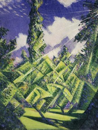 The Four Seasons: Summer, C.1919