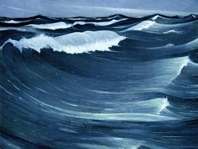 Waves, C.1917
