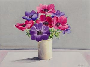 Anemones by Christopher Ryland
