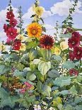 Flowers at the Edge of a Meadow, 2008-Christopher Ryland-Giclee Print