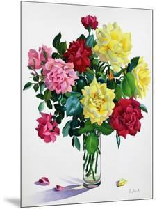 June Roses by Christopher Ryland