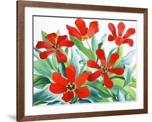 Madame Lefeber Tulips 2 by Christopher Ryland