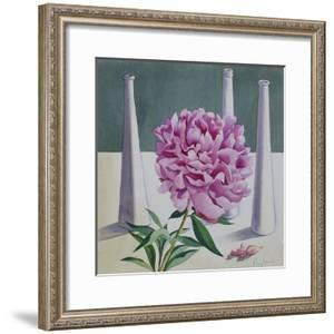 Paeony Still Life by Christopher Ryland