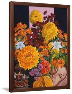 Painting in October, 2005 by Christopher Ryland