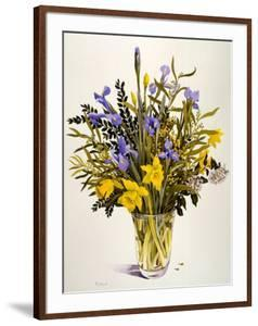 Spring Flowers by Christopher Ryland