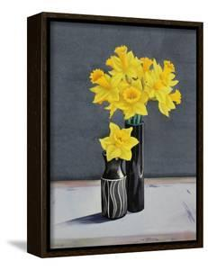 Still Life Daffodils by Christopher Ryland