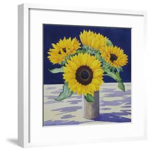 Sunflower Still Life by Christopher Ryland