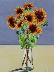 Sunflowers by Christopher Ryland