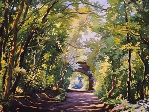 The Valley Walk, Sudbury, 2001 by Christopher Ryland