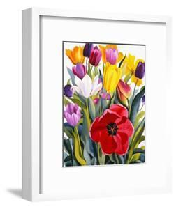 Tulips, 2007 by Christopher Ryland