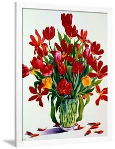 Tulips by Christopher Ryland