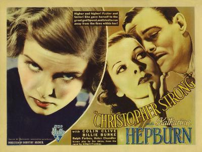 Christopher Strong, 1933--Art Print