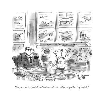 Cartoon by Christopher Weyant