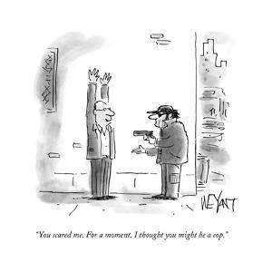 Cartoon by Christopher Weyant
