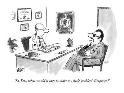 Organized Crime New Yorker Cartoons Art Prints Paintings Posters Wall Art Art Com