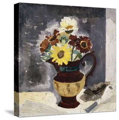Daisies in a Lustre Jug, St. Ives