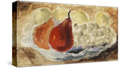 Shell, Dish and Fruit