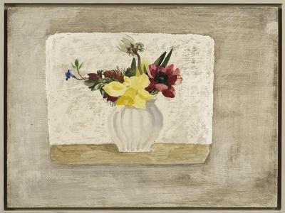 Spring Flowers in a White Jar, c.1928