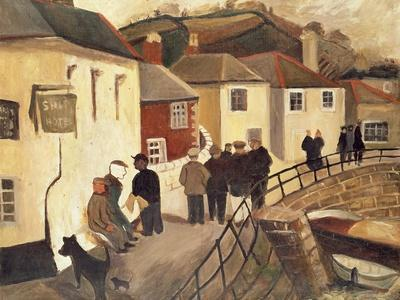 The Ship Hotel, Mousehole, Cornwall, 1928/9