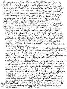 Report of Sir Christopher Wren to the Committee of the City Lands, 1675 by Christopher Wren