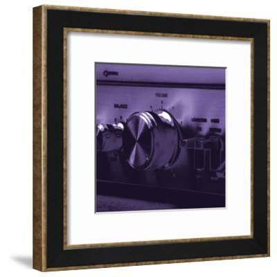 Chroma Stereo IV-Renee W. Stramel-Framed Premium Giclee Print