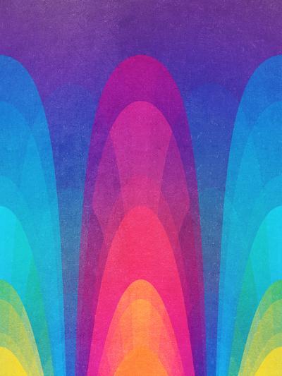 Chroma02-Tracie Andrews-Art Print