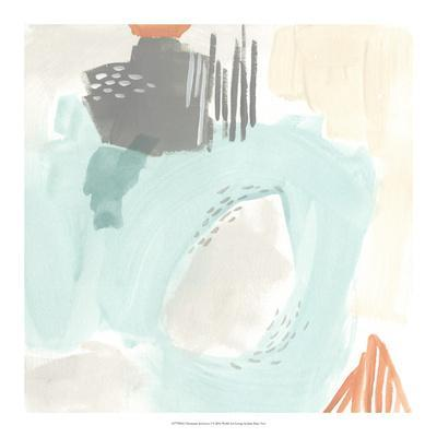 Chromatic Inference I-June Erica Vess-Art Print