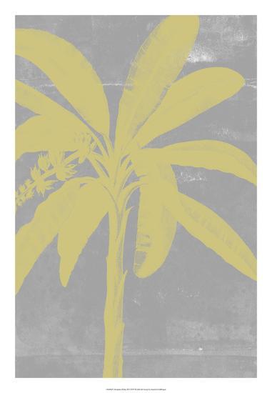 Chromatic Palms III-Jennifer Goldberger-Giclee Print