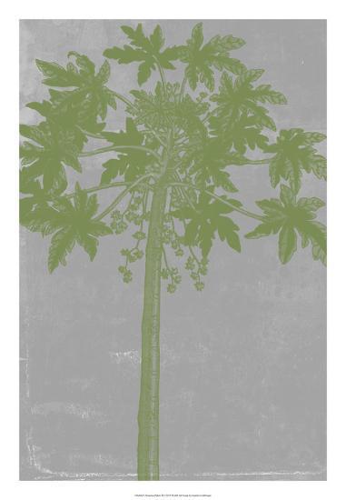 Chromatic Palms IX-Jennifer Goldberger-Giclee Print
